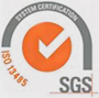 SGS Fimko ISO 13485:2012 certificate image